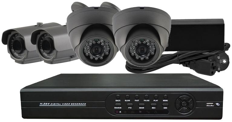 Сколько может храниться запись с камер видеонаблюдения
